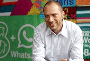 Jan Koum Headshot