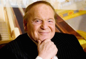 Sheldon Adelson Headshot