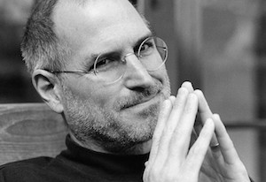 steve jobs headshot